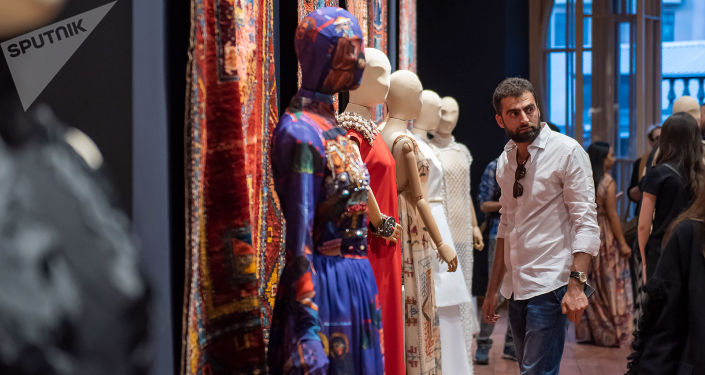 Fashion Forum Yerevan 2019-ի բացումը